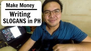 How to Earn 2500 pesos up to 10,000 pesos Online Philippines Writing Slogans 2017 Tagalog