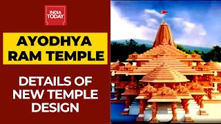 This Is How Ram Temple In Ayodhya Will Look Like | Watch Video