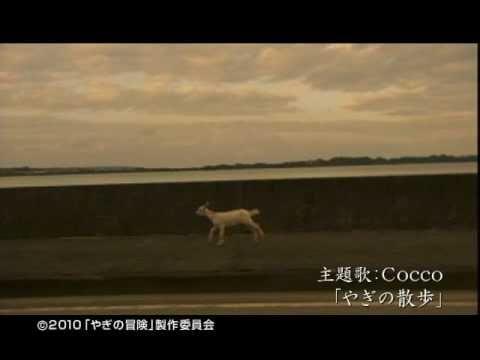 映画『やぎの冒険』予告編