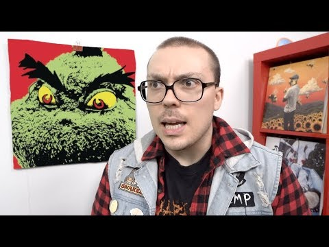 Tyler, the Creator - Music Inspired by Illumination & Dr. Seuss' The Grinch EP REVIEW