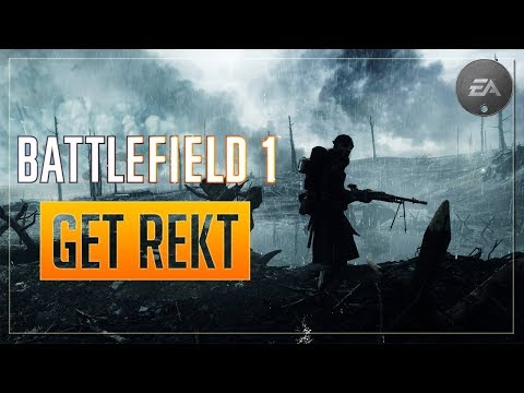 the best gameplay EVER!! watch until the end | Battlefield 1