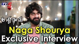 Hero Naga Shourya Exclusive Interview about Ashwathama Movie | Naga Shourya | Mehreen