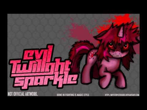 Fighting is Magic - Evil Twilight Sparkle Theme