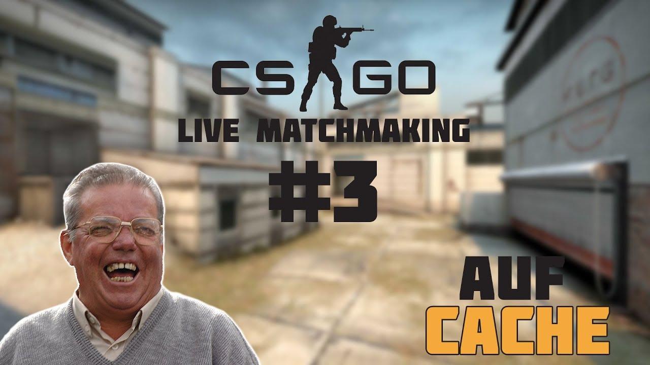 Counter Strike: Global Offensive [CS:GO] Live Matchmaking #3 | Wer das  liest ist doof | MoltXXL