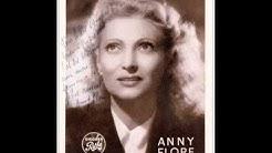Anny Flore ' Julie la rousse '   1957