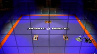 Robot Arena 2 Cranky Spanky vs IT!