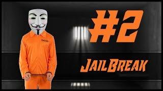 [ROBLOX] Jailbreak 2. Díl | CZ|