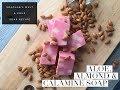 How To Make Soap for Itchy Skin: Aloe Vera, Almond & Calamine Soap Malaysia