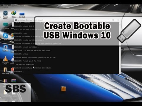 how to make bootable windows 10 usb with rufus