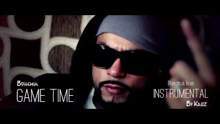 Bohemia Gametime Instrumental By Kruz | KDM mixtape | Free Download