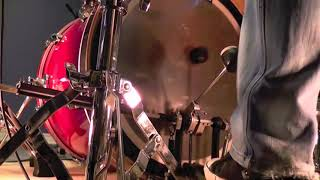 Fool In The Rain 2.0 - Led Zeppelin Drum Cover By Domenic Nardone