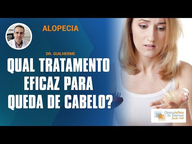 Tratamento para queda de cabelo: Dermatologia + Laser Capilar 69 Beams (Dr. Szerman)