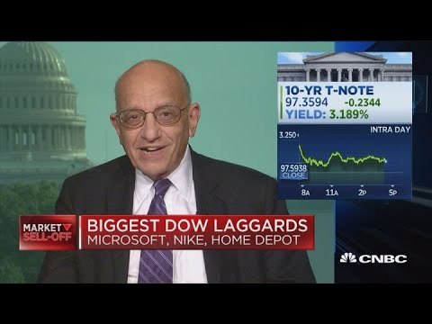 Yields will be a challenge to the stock market this quarter: Siegel
