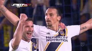 Zlatan Ibrahimovic All 52 Goals for LA Galaxy 2017 - 2019 HD