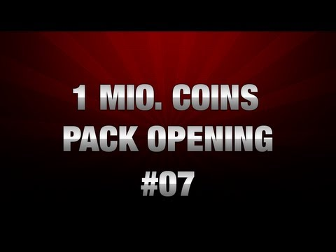 FIFA 13 / UT / 1 Mio. Coins Pack opening! Part #07 / GAST: iKevinho90