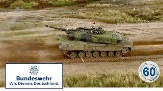 60 Sekunden Bundeswehr: Leopard 2A6