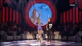 Смотреть клип Rada Manojlovic & Haris Berkovic - Biseri I Svila