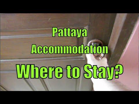 Pattaya Accommodation - Where to Stay?