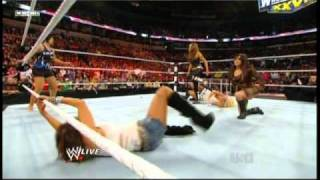 Snooki Catfight with LayCool