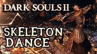 Dark Souls 2 PC: SWORDSMAN vs SKELETOR! (#6)