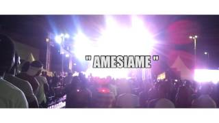 Omar B-  Fusion hip hop AMESSIAME 2016