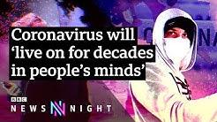 Coronavirus: Can herd immunity protect the population? - BBC Newsnight