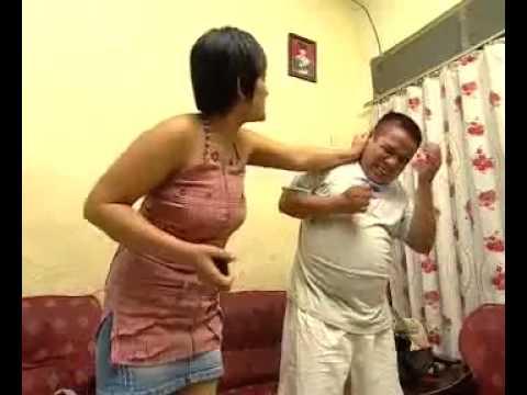 82+ Gambar Lucu Istri Pukul Suami Paling Hist