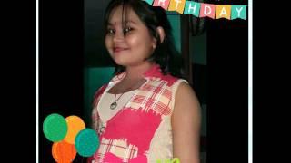 Astha  Birthday