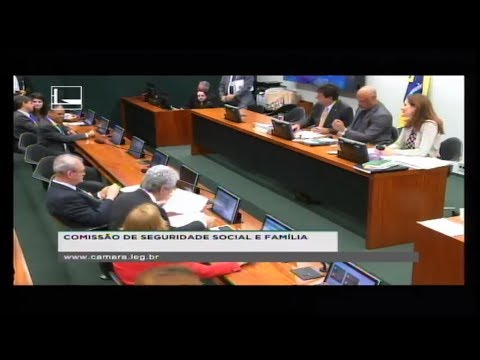 SEGURIDADE SOCIAL E FAMÍLIA - Reunião Deliberativa - 08/08/2018 - 11:13