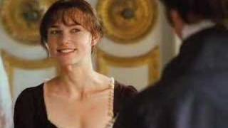 "Pride and Prejudice ""Have you Ever Been In Love"""