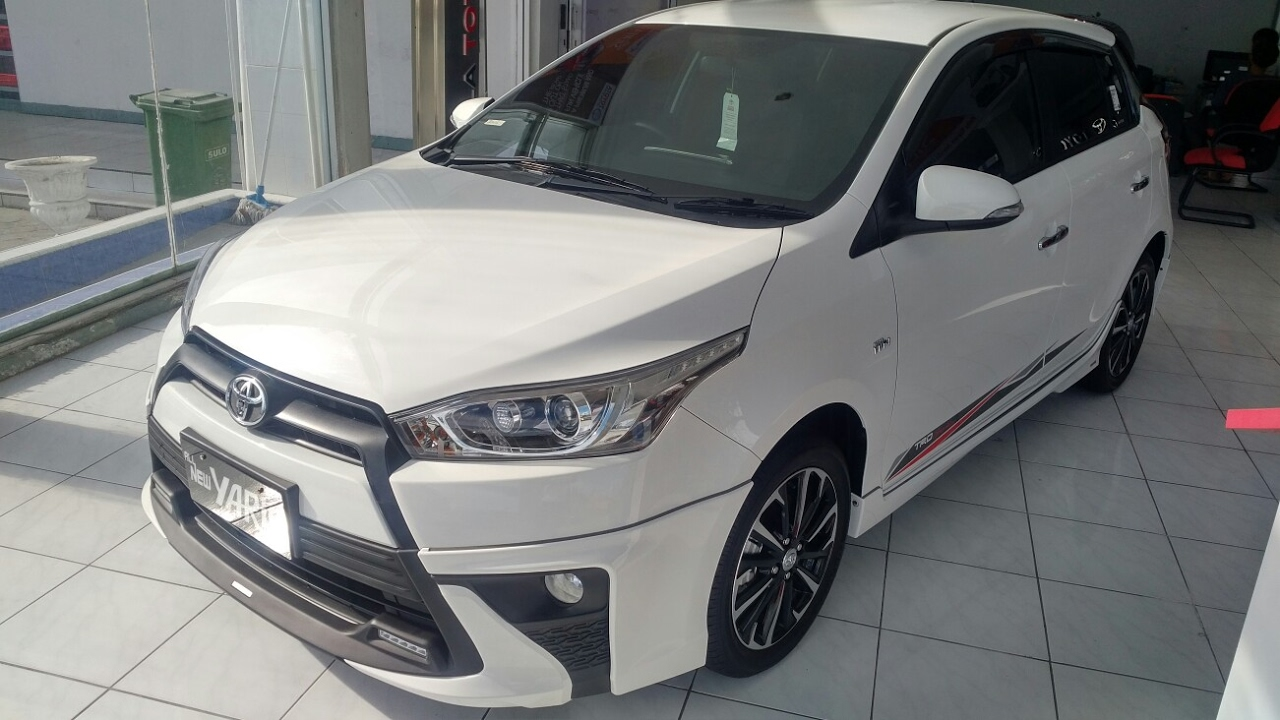 Toyota Yaris Trd Sportivo 2018 Indonesia Grand New Avanza 1.5 Veloz At In Depth Tour M/t Facelift ...