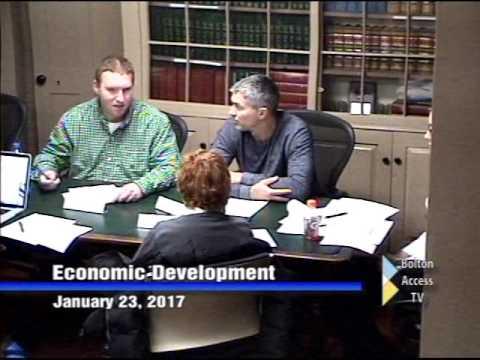 Economic Development Committee 23jan17