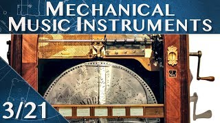 "Pylophon Disc Changing Music Box - ""Washington post"""
