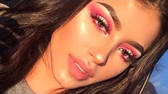 Pink Spotlight Eye MAKEUP TUTORIAL ♡ Michelle Diaz