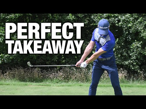 Simple Golf Tips For A PERFECT TAKEAWAY | ME AND MY GOLF