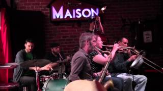 Marla Dixon and Shotgun Jazz at Maison, New Orleans