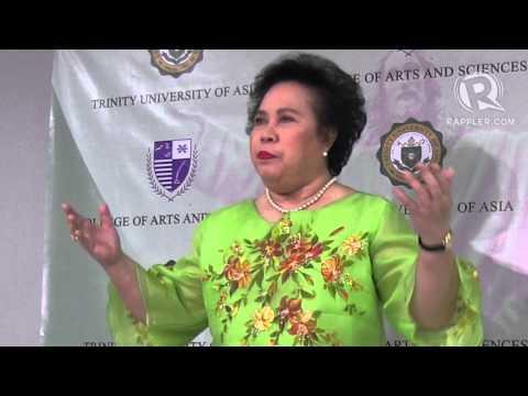 Distribute Hacienda Binay to farmers, says Miriam