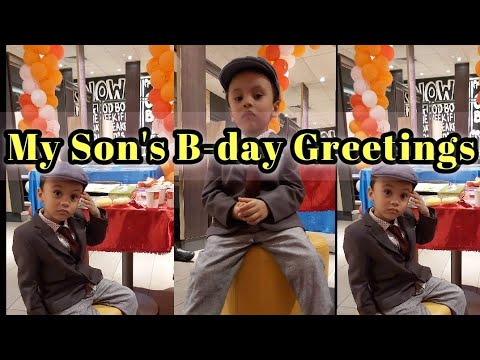 #MySon Issa's Birthday Greetings Compilation from YouTube · Duration:  10 minutes 52 seconds