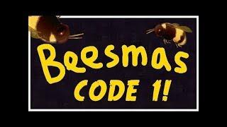 Roblox | Beesmas | Gift Code 1 - Revealed!