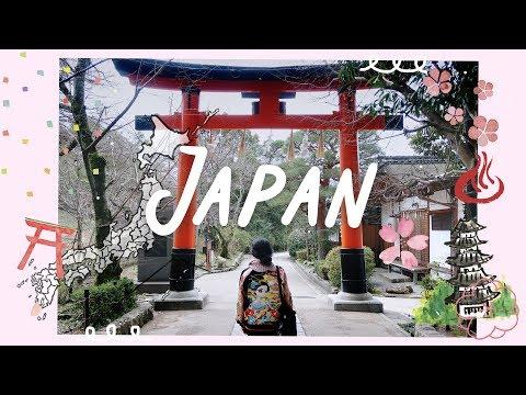 Traveling Around Japan For 9 Days - Kyoto, Osaka, Nara, Hiroshima, Nagasaki, & Fukuoka!