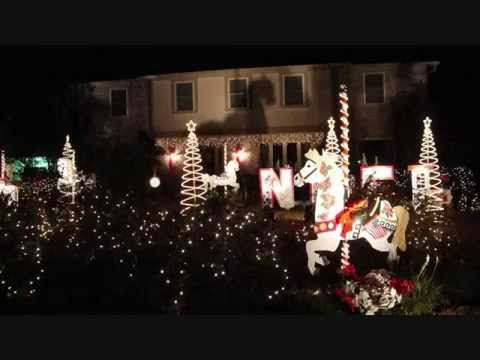 Prestonwood Forest Night of Lights 2010 - YouTube