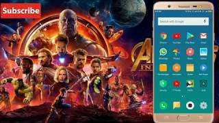 Avengers infinity War Full movie download in Telugu, Hindi, English and Tamil 2018