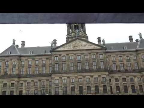 TheGaff Visits - Amsterdam 2016 Trip - Dam square Royal Palace