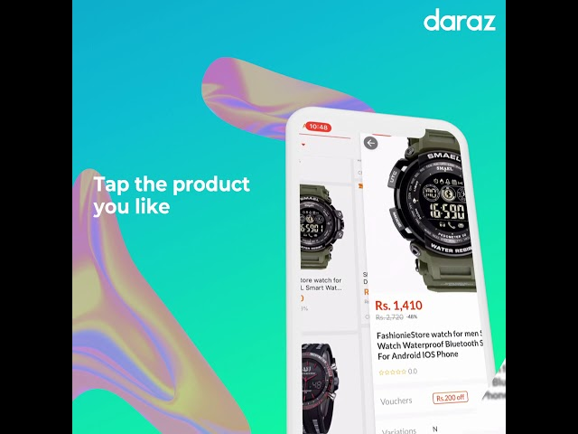 How to shop on Daraz Global Collection