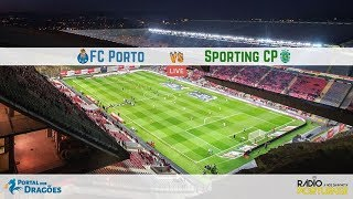 Relato do FC Porto vs Sporting CP