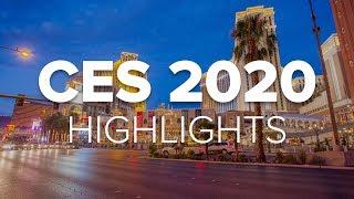 CES 2020: Hier sind die Highlights der Messe aus Las Vegas! | deutsch