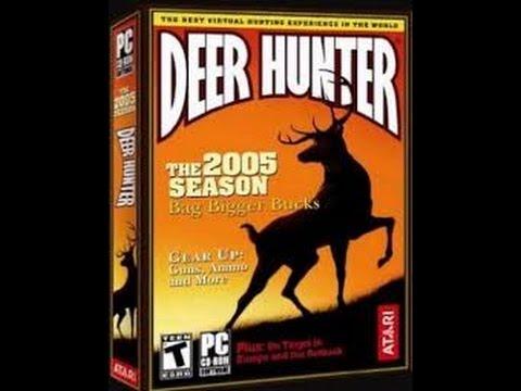 Como descargar deer hunter 2005 season (torrent) youtube.