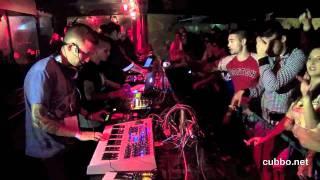 Videoset Motormorfoses aka Eto & Gab @ Fabrik - Code's 8th Bday - 2011 (Madrid/ES)