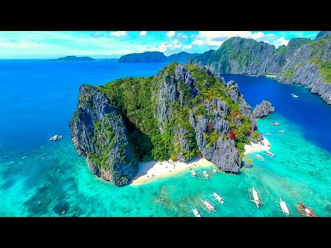 Top 10 Best Places To Visit In The Philippines ★ Tourist Attractions In Philippines