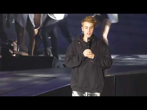 Justin Bieber - Life Is Worth Living, Manchester